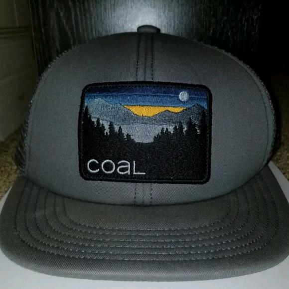 e5ea1c233 Coal Other - Coal Men s The Hauler Mesh Back Trucker Hat